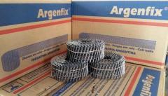 Clavo espiralado en rollo 22/50 mm - ARGENFIX®