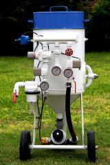 Máquina de Granallado de Precisión - Blasting de Precisión -