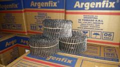 Clavo espiralado en rollo 25/63 mm - ARGENFIX®