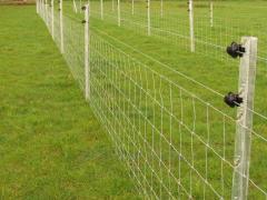 Alambrados y postes electricos australianos  AUS AGRO