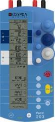 Electrical cardiological analyzers
