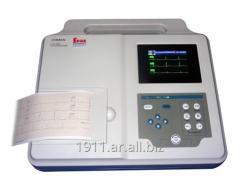 Electrocardiógrafo Comen CM300 tres canales