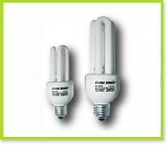 Lámparas bajo consumo con casquillo E27