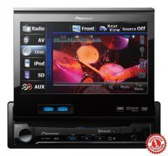 Stereo Pioneer AVH-P5250BT (BLUETOOTH)