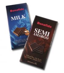 Chocolate semiamargo