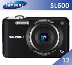 Camara Samsung SL600 12MP 4 Zoom Optico
