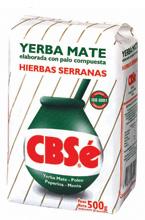 Yerba Mate Hierbas Serranas