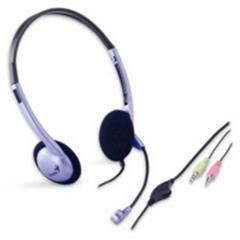 Auriculares con Micrófono GENIUS HS-02B