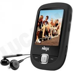 Reproductor MP3/MP4 4GB Noblex VIMO-4