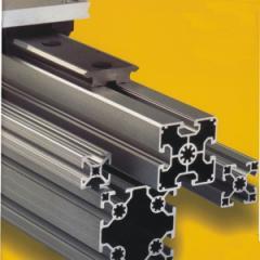 Estructuras de Aluminio Hepco
