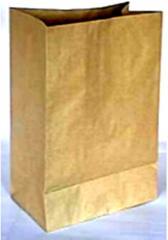 Bolsas de supermercado en papel