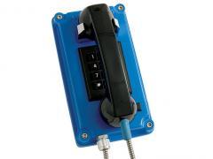 Teléfono Estanco de pared interior IP.55.