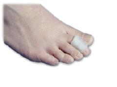 Anillo Rector para dedos en garra de Gel Puro
