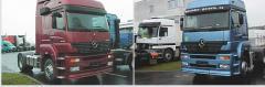 Piezas de respuestos de Camiones Mercedes Benz