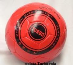 Pelota Turbo roja