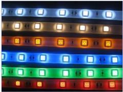 CINTAS DE LEDS 5060 INTERIOR 60 LEDS POR METRO