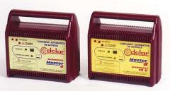 Carregadores automáticos para os acumuladores