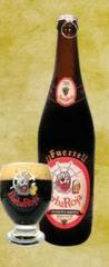 Cerveza BarbaRoja Negra Fuerte