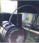 Tambores para extrar la miel