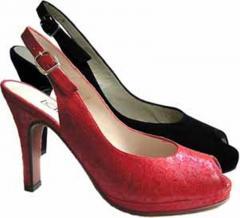 Zapatos de cabritilla