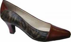 Zapatos clásico cabritilla