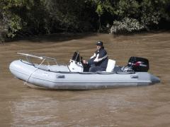 Barco Semirrigido SRL 43 Ligero