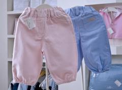 Pantalón Piqué