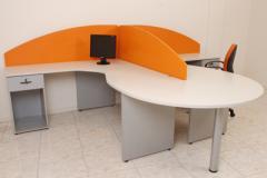 Mesas recepción