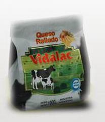 Queso rallado Vidalac por 1 kg
