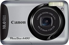 Camara Canon PowerShot A490