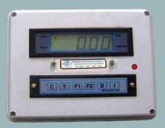 Indicador de peso Modelo MSI 5045