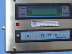 Indicadores de peso Modelo MSI 5101