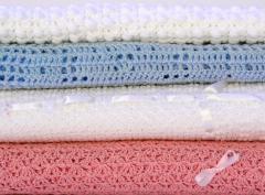 Mantas Crochete