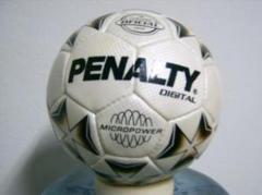 Pelota Penalty Digital Training
