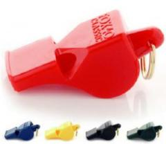 Referee's whistles