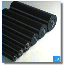 Rodillos de acero y PVC para tranportadores de