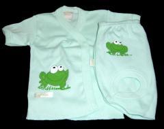 Conjunto para bebés