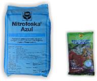 Fertilizante Nitrofoska Azul