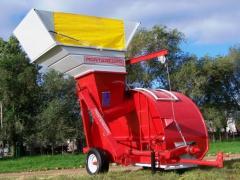 Embutidora de granos secos modelo Silobolsa 9005
