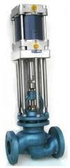 Valvulas para amoniaco