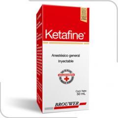 Anestésicos Ketafine