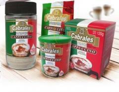 Cappuccino Cabrales