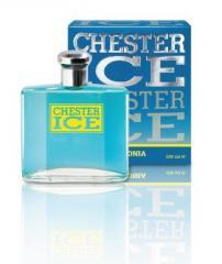 Agua de Colonia de Hombre Chester Ice