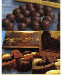 Frutas Banadas en Chocolate