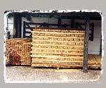 Los productos de la madera