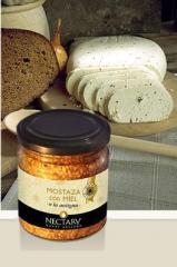 Mostaza con miel, a la Antigua Nectary
