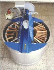 Extractor 44 Cuadros Radial Automatica con Polea