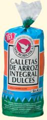 Galleta de Arroz con Nutra Sweet