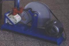 Bomba de elevacion con reductor de velocidad