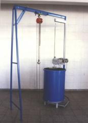 Equipo para Apicultura Derretidor Rotativo